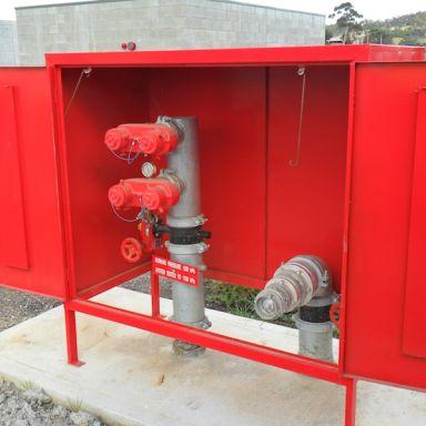 Plumbing - Fire Service